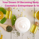 Body Care Cosmetics Entrepreneur