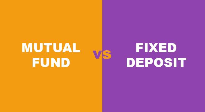 fd vs mutual fund