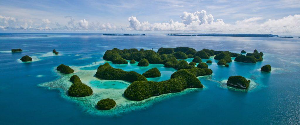 An Underwater Eden: Palau, Micronesia