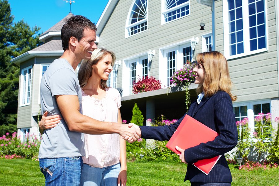 how to find a property agent