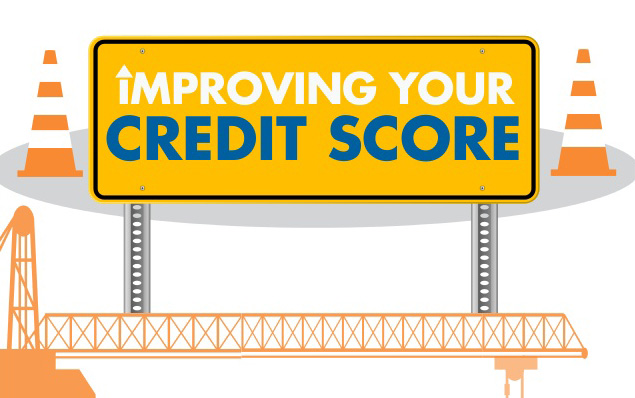 build a credit score